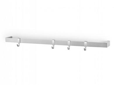 zack k chenleiste hakenleiste elios edelstahl ebay. Black Bedroom Furniture Sets. Home Design Ideas