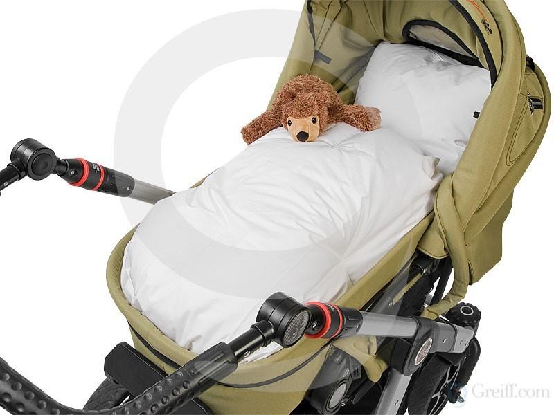 Kinderwagendecke Bettdecke Kinder 80 X 80 Cm Daunendecke