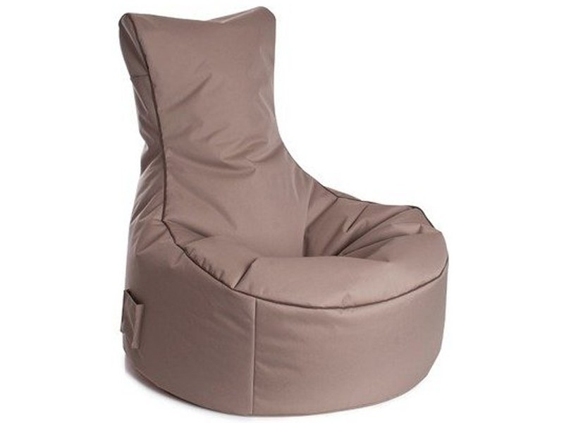 sitzsack scuba swing sitzsessel khaki xl ebay. Black Bedroom Furniture Sets. Home Design Ideas