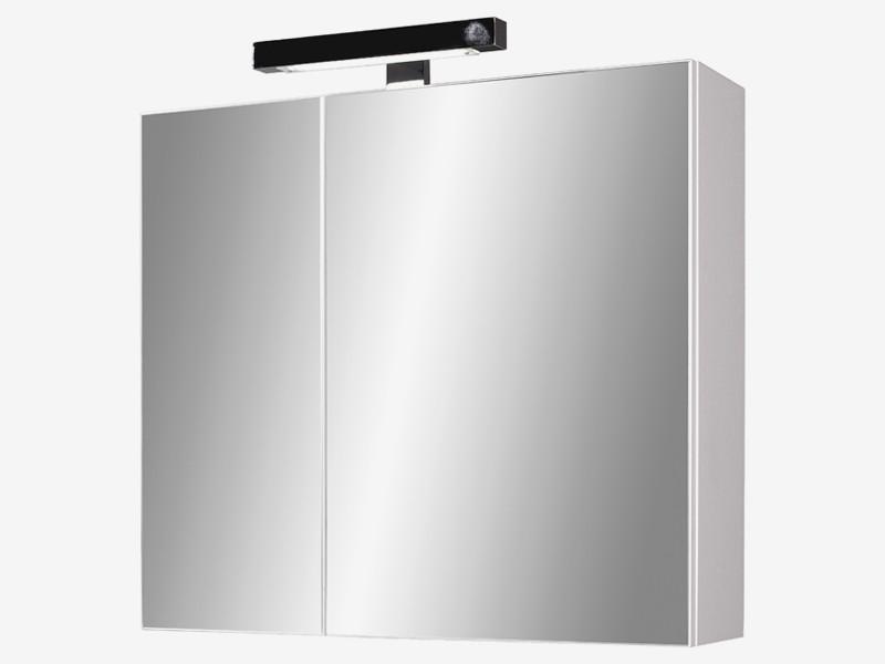 Badezimmer Spiegelschrank Weib Hochglanz Die Neueste