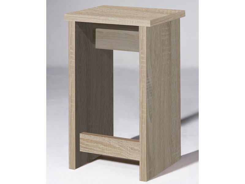 barhocker bistrohocker eiche s gerau h he 75cm k chenbar bartisch ebay. Black Bedroom Furniture Sets. Home Design Ideas