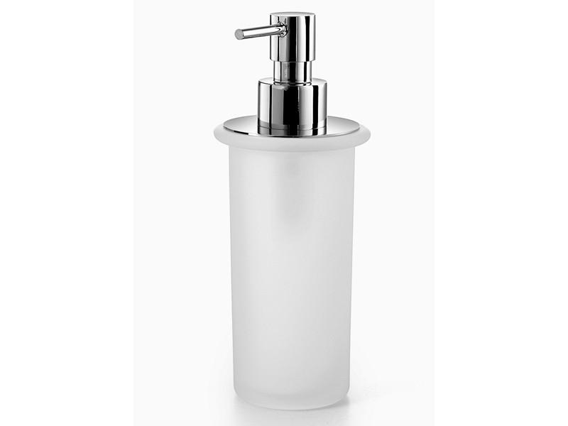 Seifenspender Lotionspender Design Baketo rund satiniertes Glas  eBay