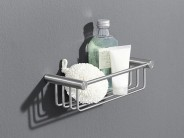 waschbecken einbaubecken edelstahl mit rand 33 cm lineabeta. Black Bedroom Furniture Sets. Home Design Ideas