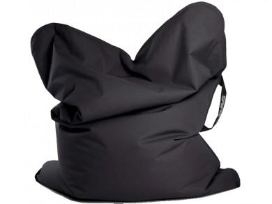 sitzsack outdoor sitzkissen xxl schwarz 130x170. Black Bedroom Furniture Sets. Home Design Ideas
