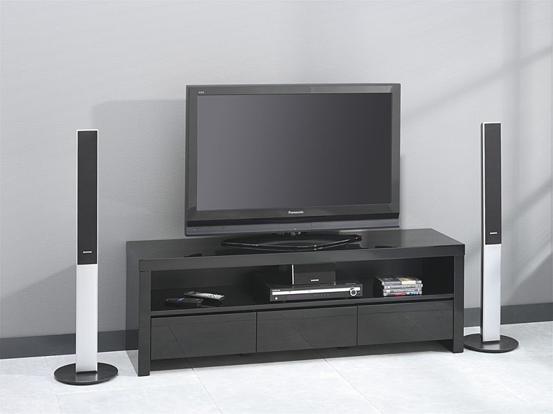 fernsehregal die neuesten innenarchitekturideen. Black Bedroom Furniture Sets. Home Design Ideas