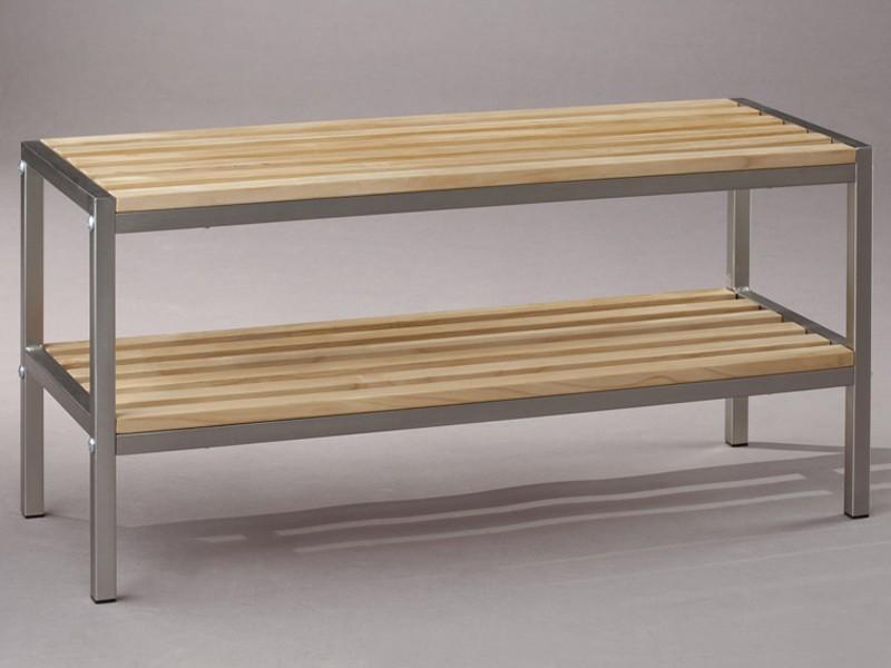 sitzbank mit schuhablage sitzbank schuhe zuhause. Black Bedroom Furniture Sets. Home Design Ideas
