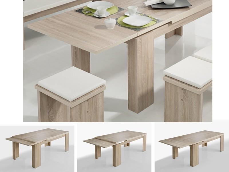 eiche s gerau ausziehtisch esstisch 180x90cm berl nge sale. Black Bedroom Furniture Sets. Home Design Ideas