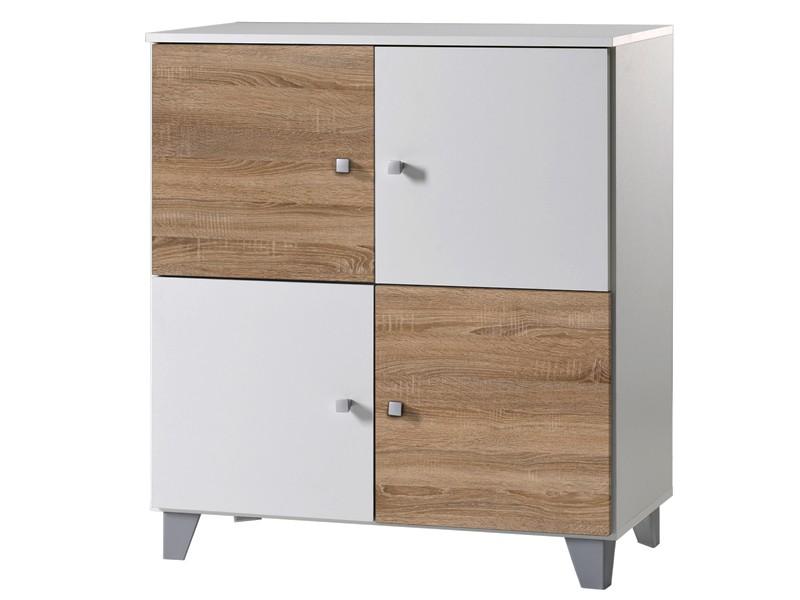 kommoden sideboards weis wei e m bel kommoden amp sideboards. Black Bedroom Furniture Sets. Home Design Ideas