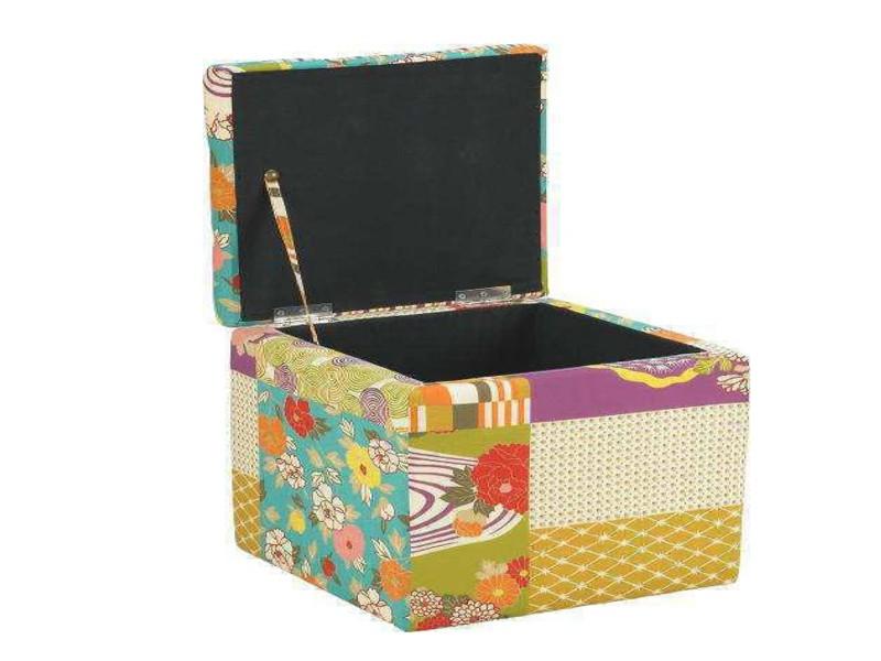 sitzw rfel patchwork bestseller shop f r m bel und. Black Bedroom Furniture Sets. Home Design Ideas