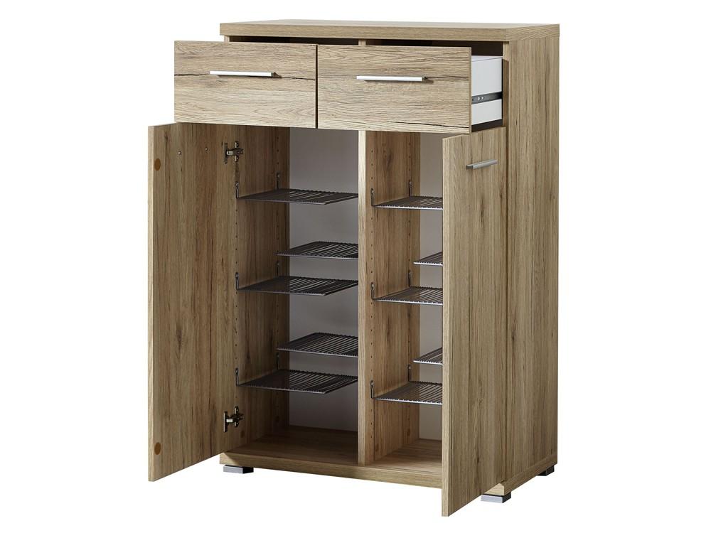 Moderne esszimmerb nke inspiration f r for Garderobenschrank mit schuhschrank