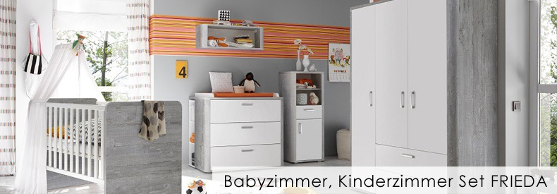 Babyzimmer SET FRIEDA